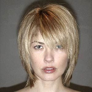 Hairstyle Long In Front Short In Back : Hairstyles, Hairstyles for short hair and Medium hairstyles on ...