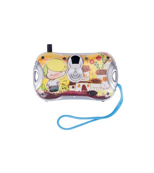 Mini-Kamera mit Bildern - 8,8 x 5 x 2 cm