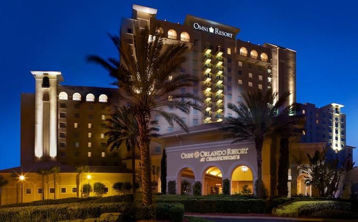 Orlando Hotels | Orlando Golf Resorts | ChampionsGate - Omni Hotels