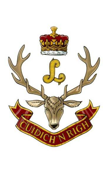 The Seaforth Highlanders of Canada.