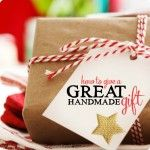 how to give a great handmade gift square 1