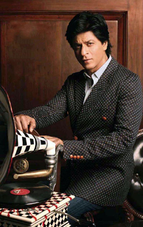 Shahrukh Khan for Filmfare