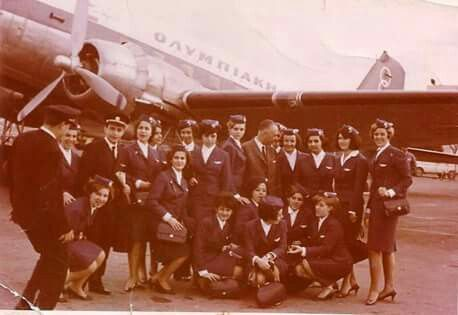 Olympic Airways Greece 1957 - 2008
