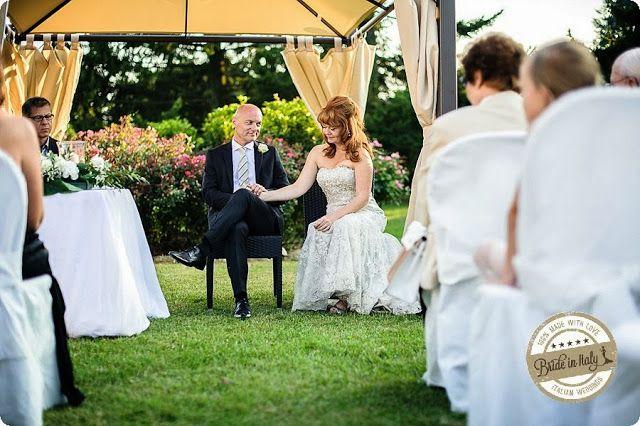 Bride in Italy: Real Wedding   Chic e all'aperto   Emanuele Capoferri