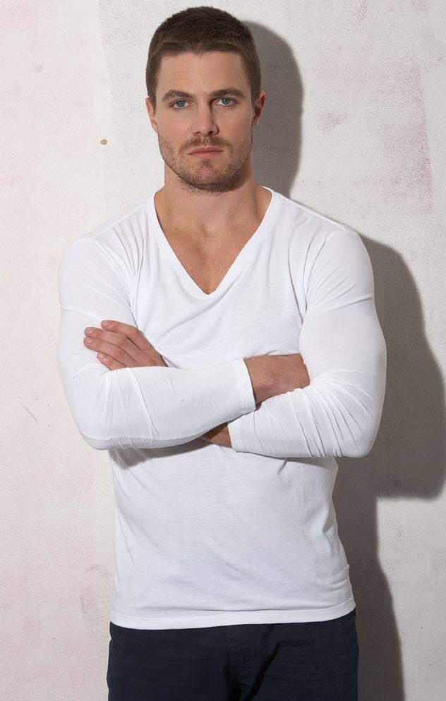 I've unfollowed Stephen Amell about six times and he still won't leave my home feed. ... I admire tenacity.