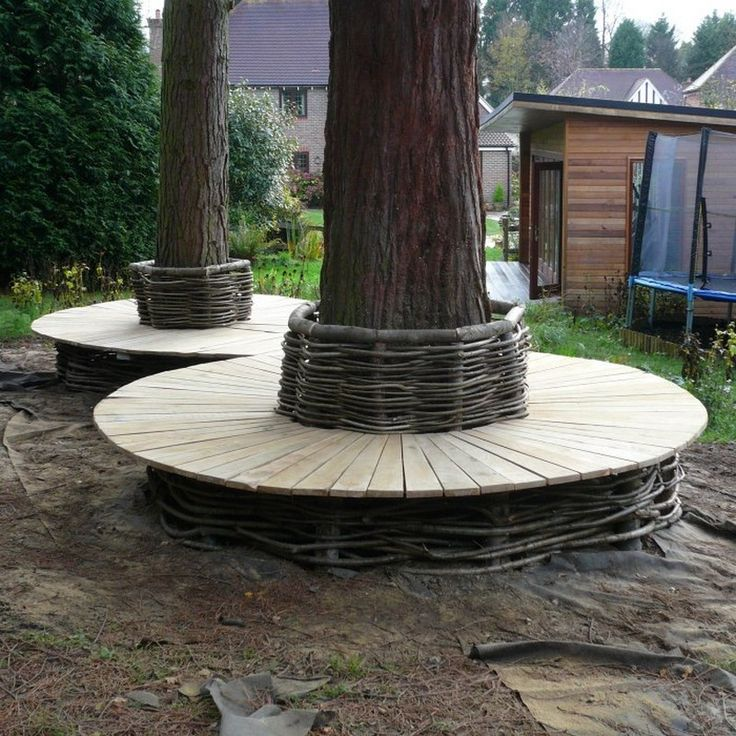 1000 Ideas About Tree Seat On Pinterest Tree Bench Landscaping Around Trees And Backyards