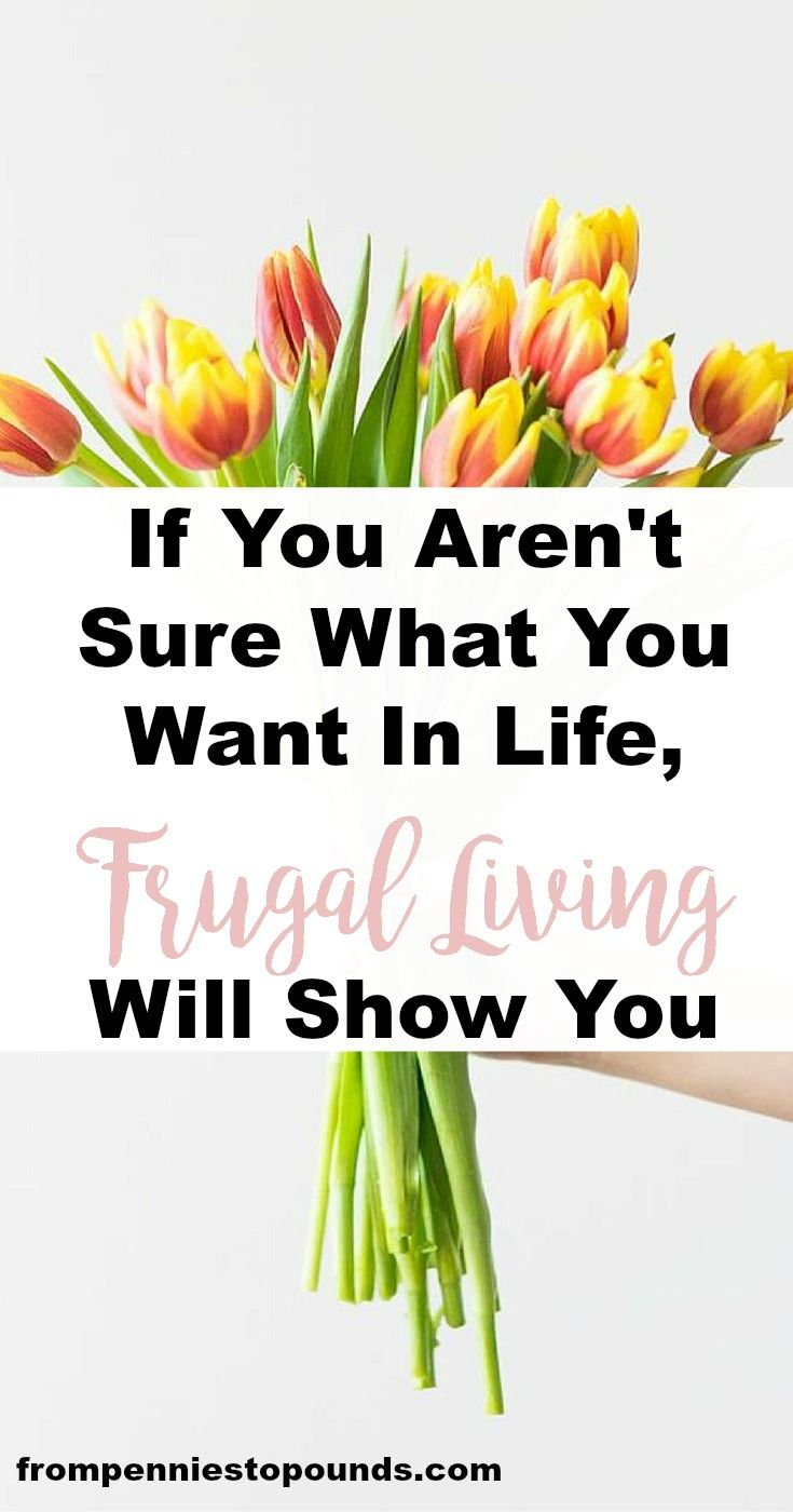 Frugal Living can help you clarify your goals. Frugal tips and ideas can help you achieve your goals and become debt free. Frugal living in the UK. http://www.frompenniestopounds.com/frugal-living-can-help-clarify-goals/