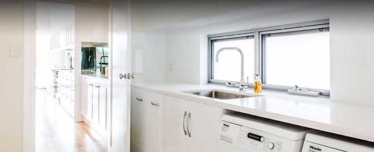 Let Alltech Cabinets increase the functionality of your laundry. We can incorporate lots of storage, hidden or open, bench space and nifty solutions such as ironing stations and drying racks.  http://www.alltechcabinets.com.au/laundry/
