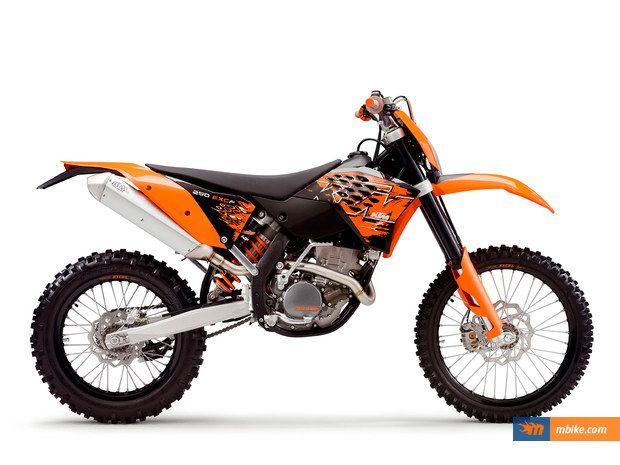 Ktm Oo Xc Six Days Picture