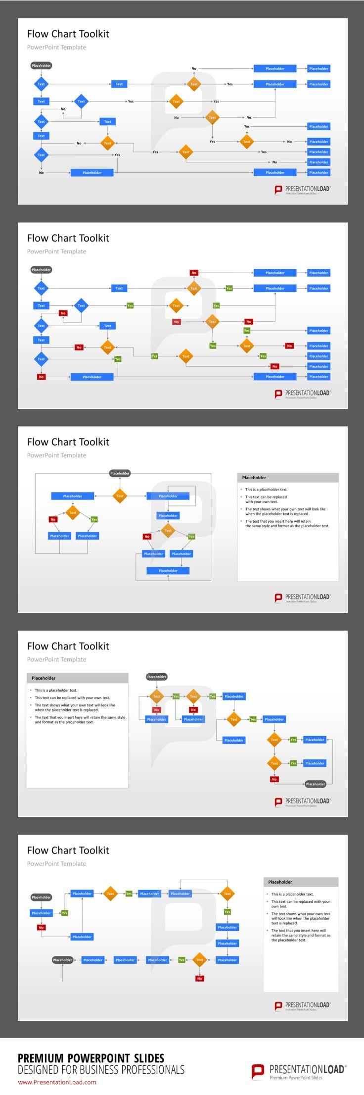 the 25+ best process flow chart template ideas on pinterest | flow, Modern powerpoint