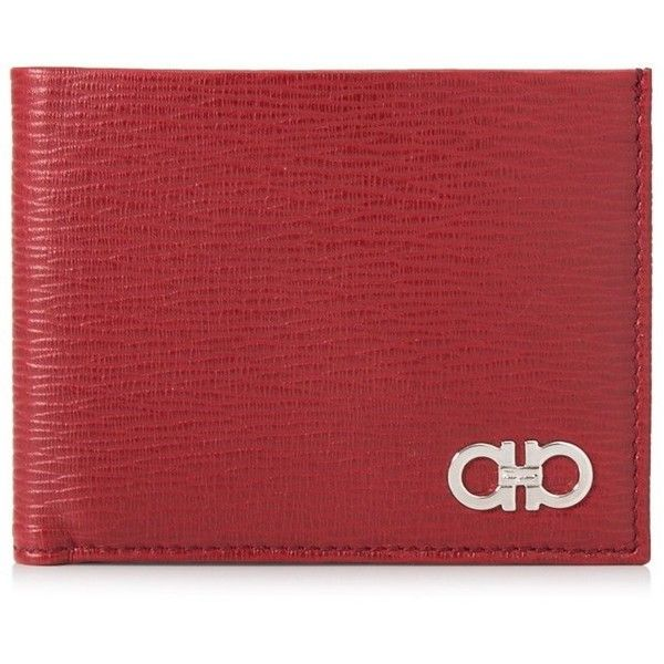 b02adbd3e9ae Salvatore Ferragamo U.S. Bifold Wallet With Id ( 320) ❤ liked on Polyvore  featuring men s fashion