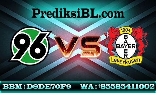 Prediksi jitu Hannover 96 vs Bayer Leverkusen 17 Desember 2017