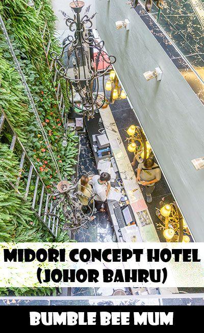 Midori Concept Hotel - Malaysia, Johor Bahru, Taman Mount Austin - Bumble Bee Mum