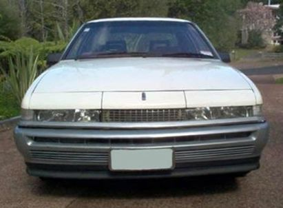 """Introduced in Commodore SL, Executive and Berlina variants, the VL vehicle line also included a luxury Calais model. However, this was known as the """"Holden Calais"""" as opposed to the """"Holden Commodore Calais"""".  http://hirebuysell.com.au/"""