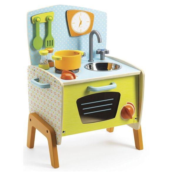 Djeco Gaby konyhája Gaby 's cooker Djeco 6517