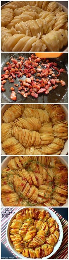 Crispy Potato Roast | Foodqik