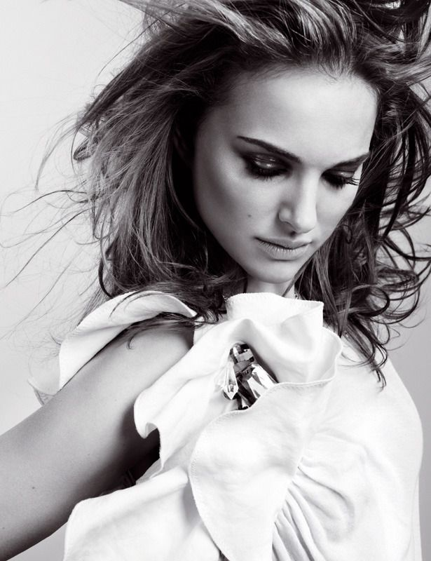 Natalie Portman. She's such an inspiration which is why she's one of my favorite idols she was the first one i had when I was 2 or 3 years old :)