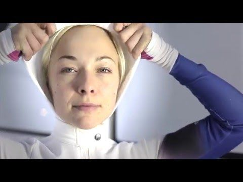 Inka Tiitto Freestyle World Champion at Gravity More indoor skydiving videos at: http://www.indoorskydivingsource.com/videos/