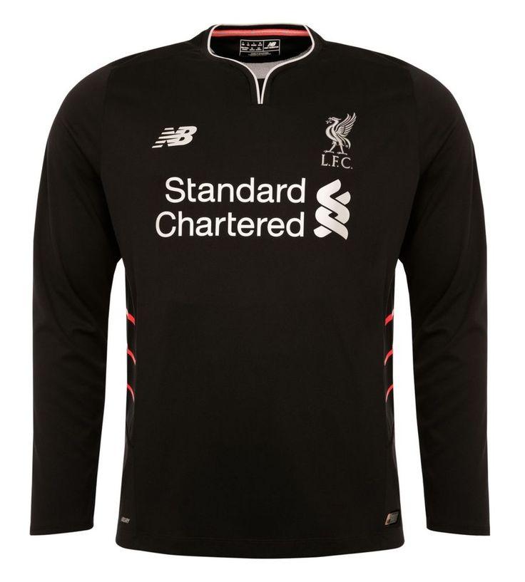 New Balance Liverpool Away Football Top Boys Shirt Age 6-7 ,8-9, 10-11, 12-13 in Sporting Goods, Football Shirts, English Clubs | eBay!