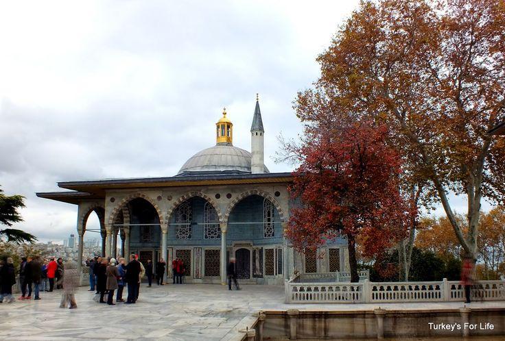 Autumn at Topkapı Palace, #Istanbul