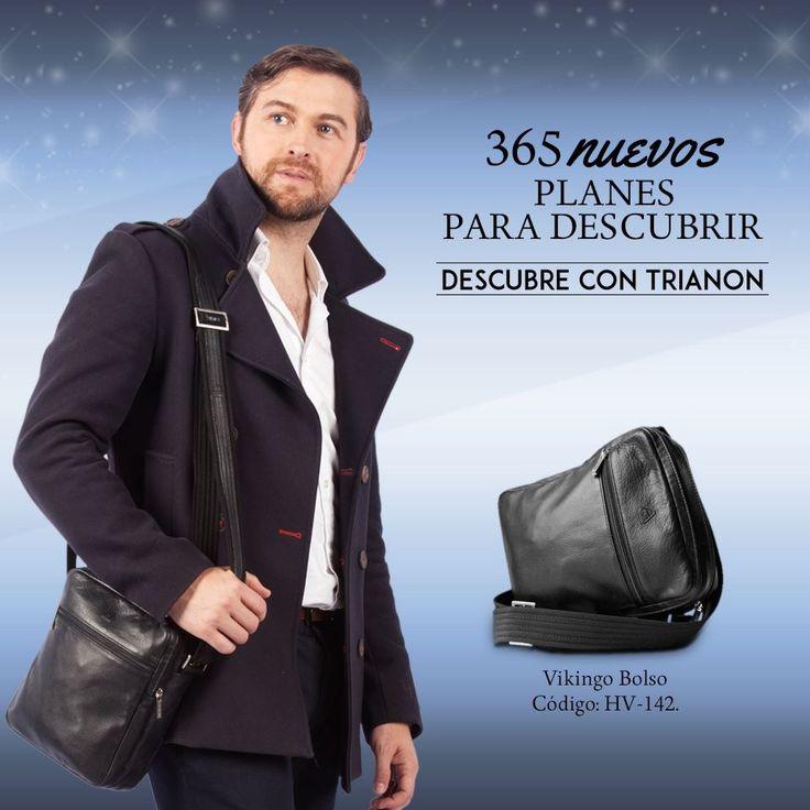 Los mejores accesorios en cuero y de tradición los puedes llevar contigo, encuentra este maletín en nuestra página web www.trianon.com.co y luce elegante y juvenil.