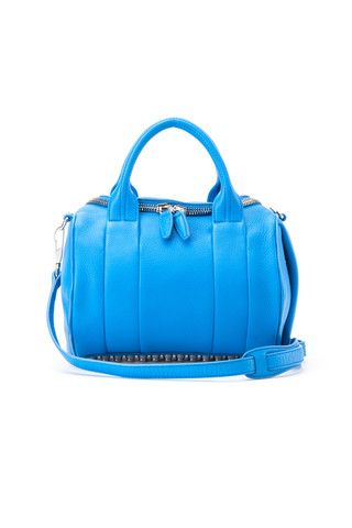 Alexander Wang rockie airforce soft pebbled leather bag - LuxuryProductsOnline