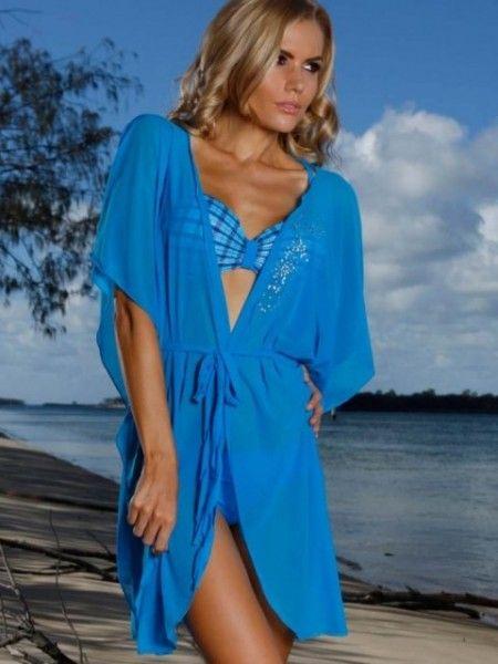 mavi-plaj-elbisesi