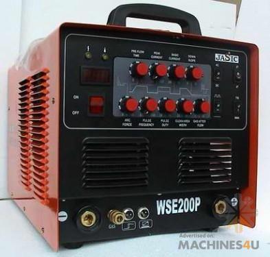 New Jasic Tig Welders for sale - WSE 2000 - $999*