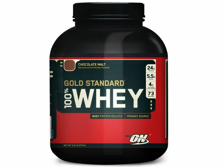 Gold Standard 100% Whey - Optimum Nutrition - Free Power Suplementos