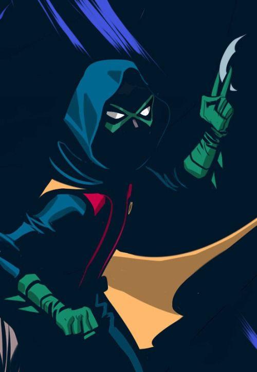 Robin - Dan Mora