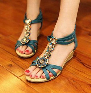 Cheap sandal summer, Buy Quality sandals fish directly from China sandals lace Suppliers:       Check your size now:  US size 4= EUR 35 = barefoot 22.5 cm   US size 5= EUR 36 = barefoot 23 cm   US size 6= EUR 3