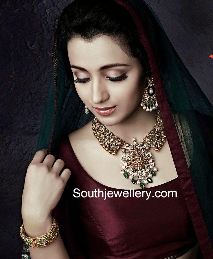 trisha nac jewellery ad