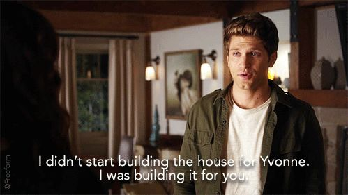 """S7 Ep7 """"Original G'A'ngsters"""" - A #Spoby house?! What!  #PrettyLittleLiars"""