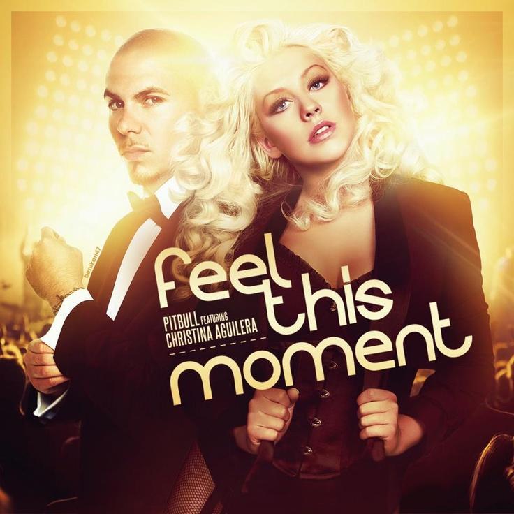 Pitbull & Christina Aguilera - Feel This Moment