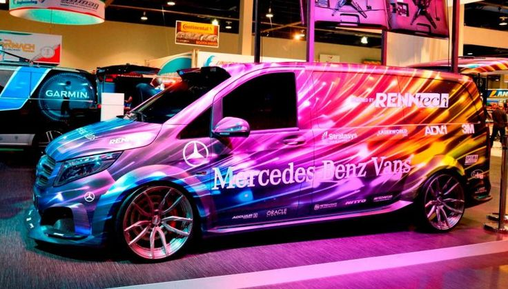 2016 Mercedes-Benz Metris Mid-Size Commercial Vans Coming to USA In Fall 2015