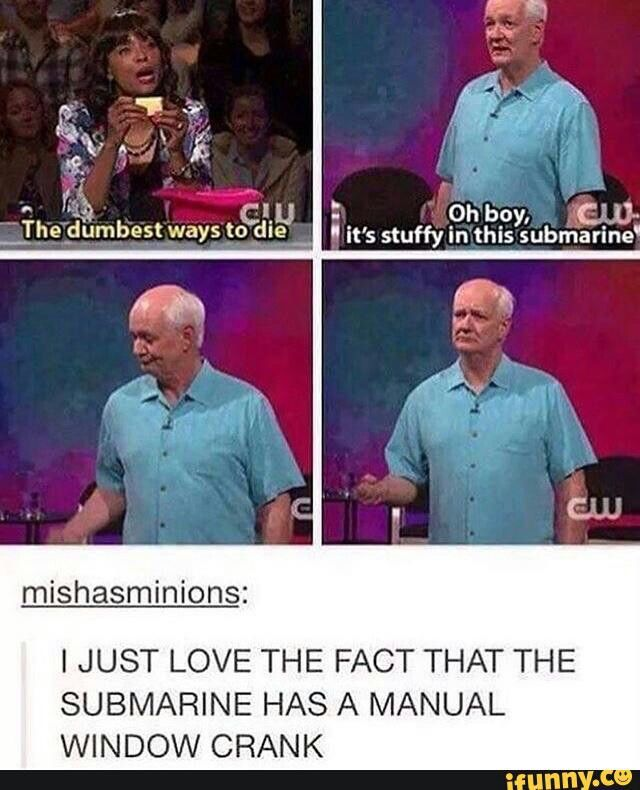 Whose line is it anyway                                                                                                                                                                                 More