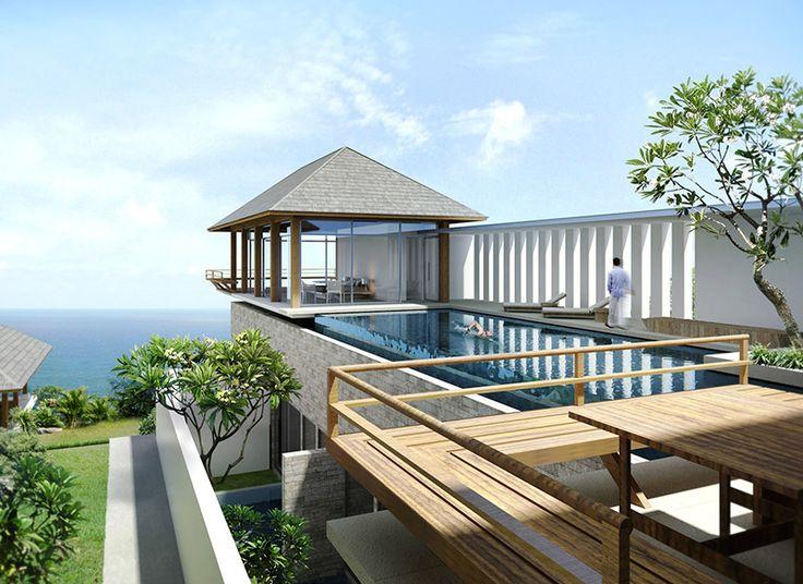Sohamsa Ocean Estate | 9 bedroom with 4 and 5 bedroom rent option | Uluwatu, Bali #new #uluwatu #villa #bali #cliff #infinitypool #dreamhome #summer