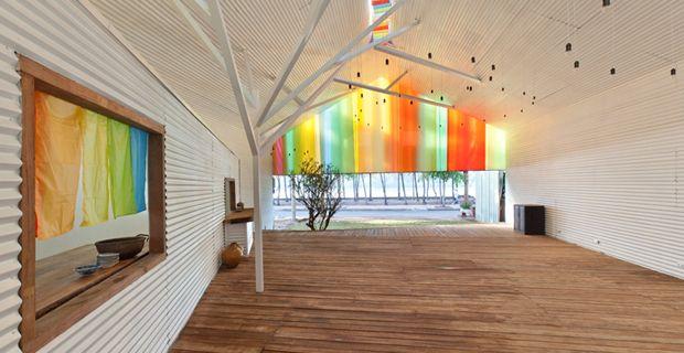 The Chapel - A21 Studio - Hochiminh City (Vietnam)