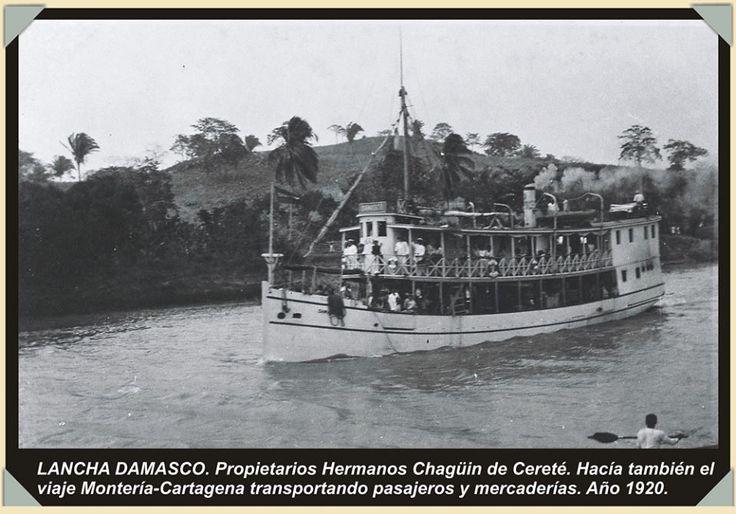 Caño Bugre -  Cereté - Cordoba foto vieja