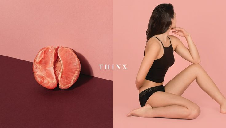 Now you won't need to worry about adding another period horror story into the list... Thank you Thinx. Photo via Thinx #women #underwear #period