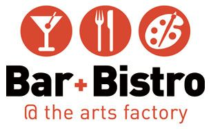 Bar+Bistro @ The Arts Factory 107 E. Charleston Blvd. #155, Las Vegas, Nevada 89104 (702) 202-6060