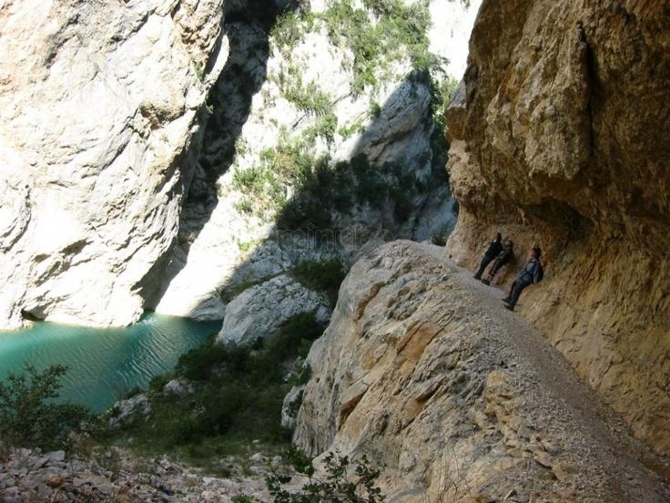 Congost de Mont-Rebei, Lleida