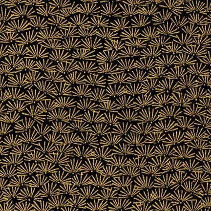 Robert Kaufman Fabrics: HRK-551103L-6 from Hyakkaryouran Sateen