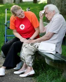 Het Rode Kruis bereid je voor op de hitte. Lees onze tips op onze website