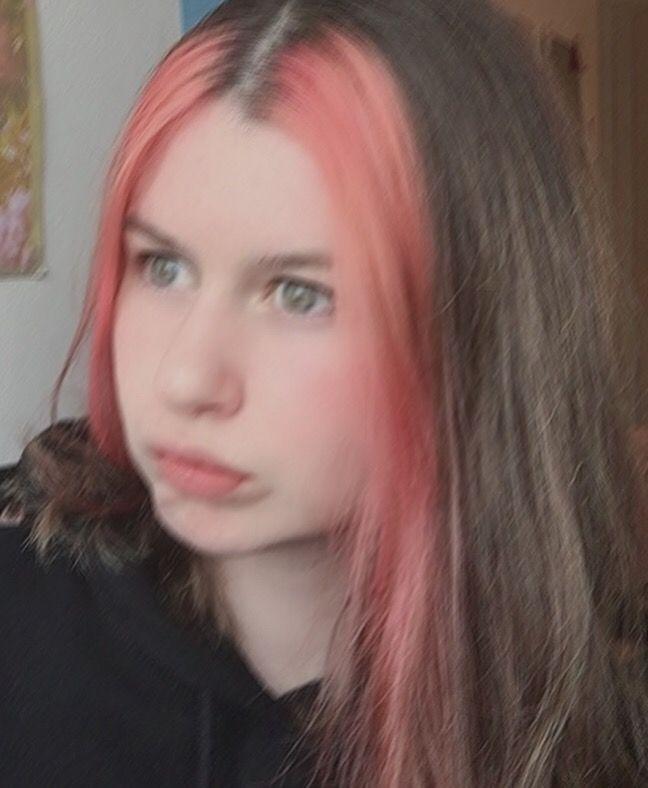 Hair Pink Hair Hair Idea In 2020 Aesthetic Hair Hair Color Streaks Hair Streaks