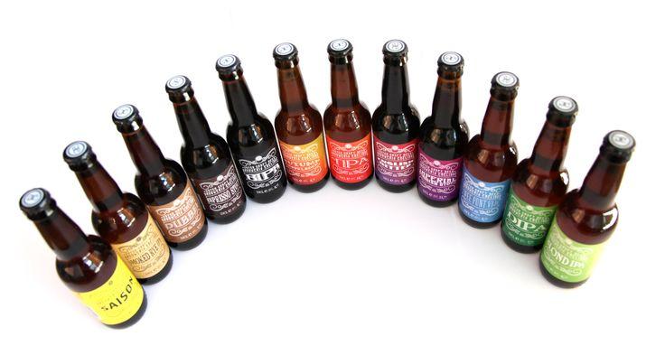 Emelisse bieren- brouwerij bezoek, emelisse op whiskey vaten gerijpt
