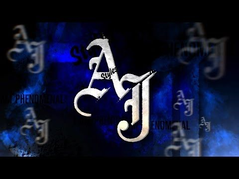 AJ Styles WWE Theme Song