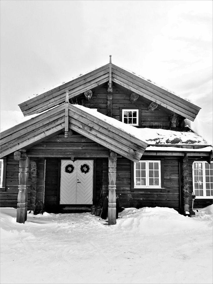 Norefjell - eksklusiv hytte