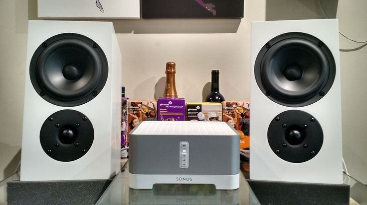 Z Review - SONOS Connect:AMP