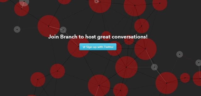 Host a digital panel #discussion with #Branch | Social Media, Software, Web on End of Line Magazine